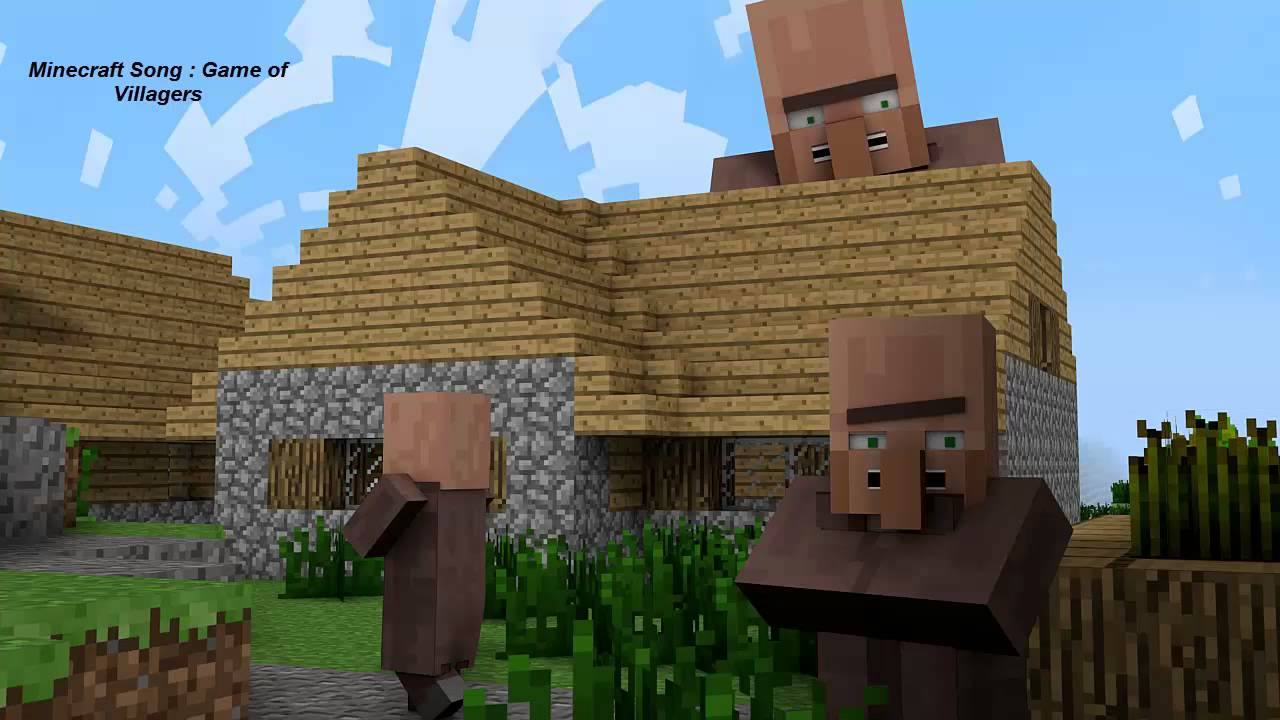 Game of villagers parody of game of thrones theme music by game of villagers parody of game of thrones theme music by element animation youtube sciox Images
