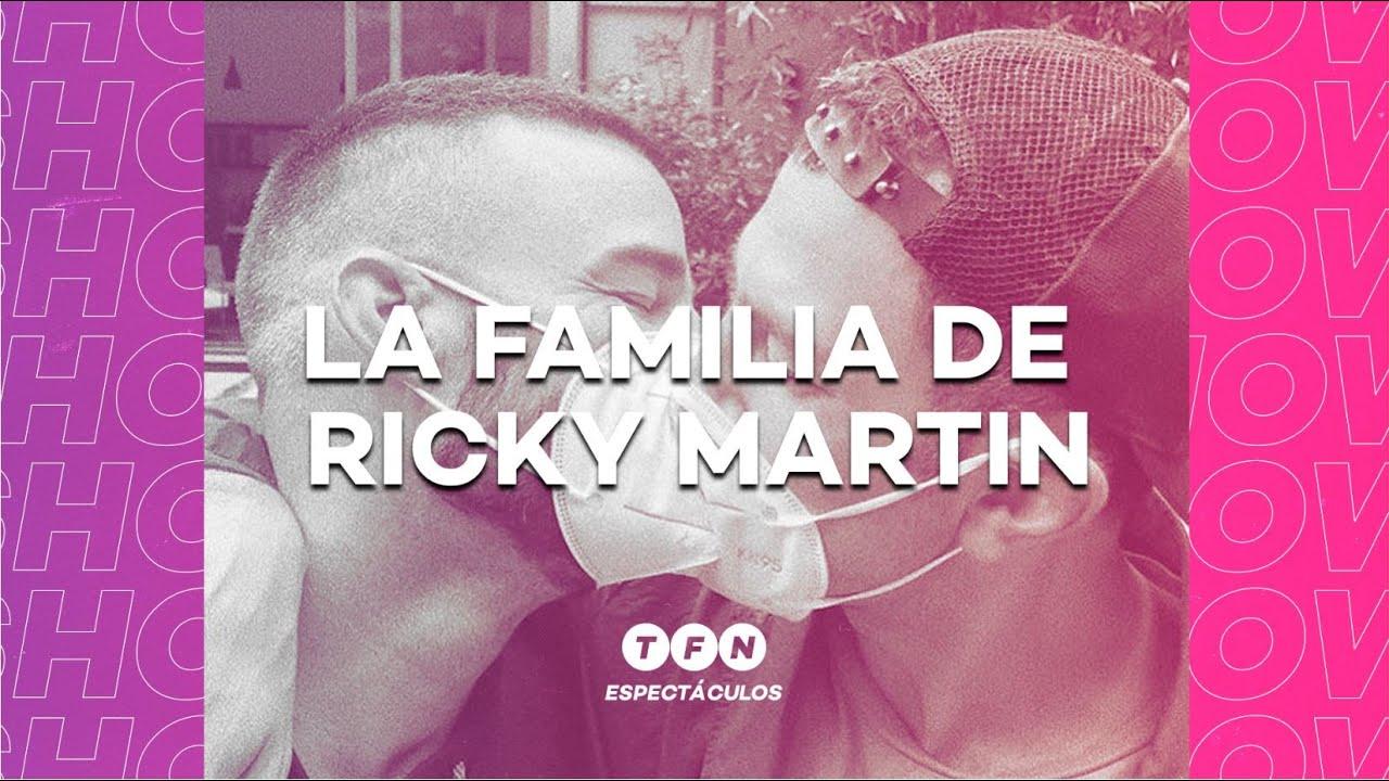 Ricky Martin PRESENTÓ a toda su FAMILIA - Ringo Starr y un SHOW SOLIDARIO - Espectáculos en #TFN