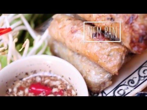 #1Cách làm món Nem Rán ngon nhất | How to make  Vietnamese egg rolls | Choe