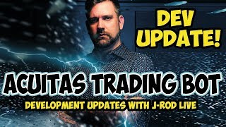 Acuitas BTC Trading Bot Dev Updates - Arbitrage - Profit Trailer Competitor - Gunbot Competitor 💰🤑