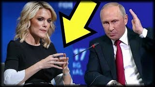 watch megyn kelly confronts putin to his face what he does next is game changing