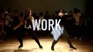 Rihanna - Work ft Drake (dance choreography)