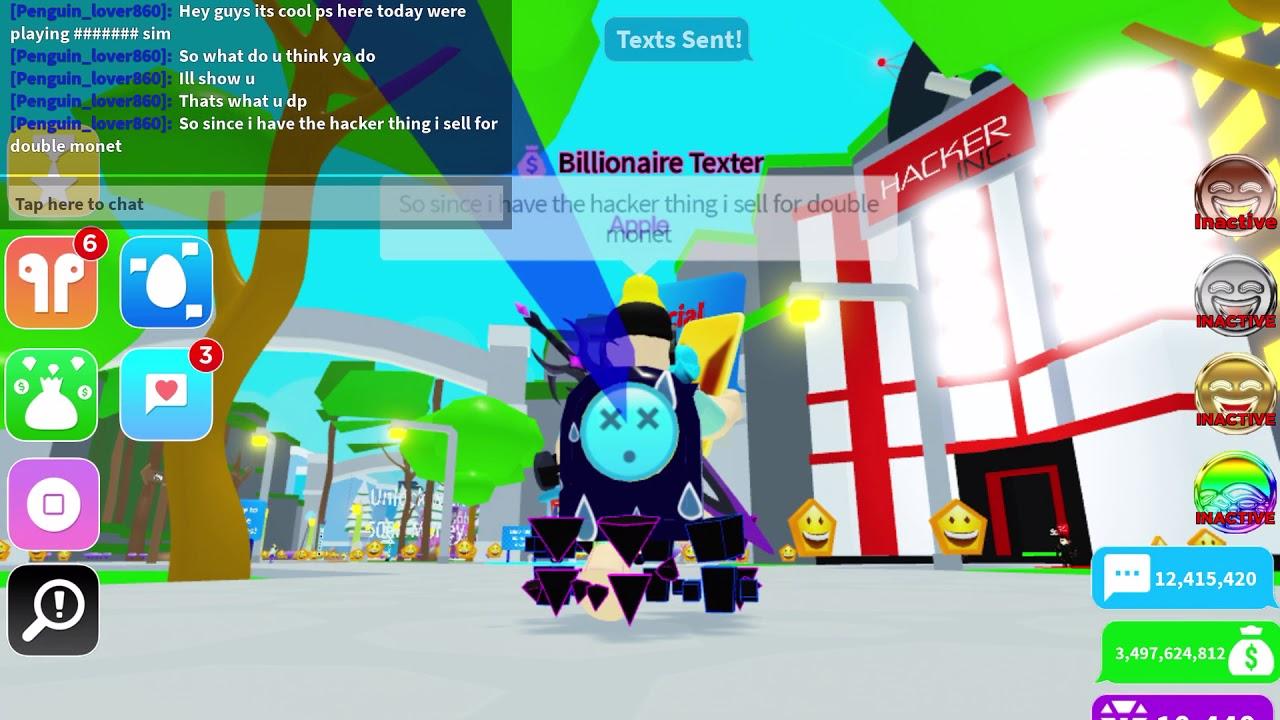 Roblox Texting Simulator Youtube