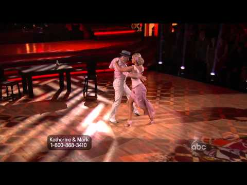 KATHERINE JENKINS does Argentine TangoLatin Night  DANCING WITH THE STARS 2012  Week 5