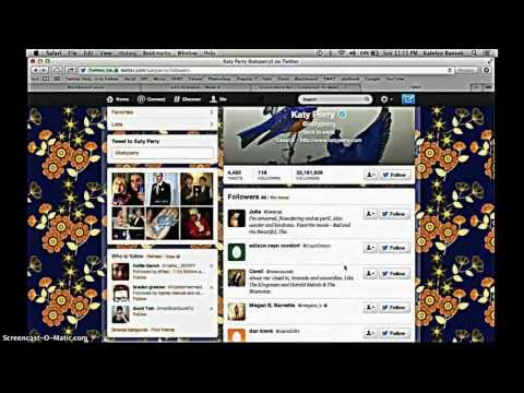 How to find friends from Facebook® or Twitter® on Pinterest™ from YouTube · Duration:  2 minutes 29 seconds