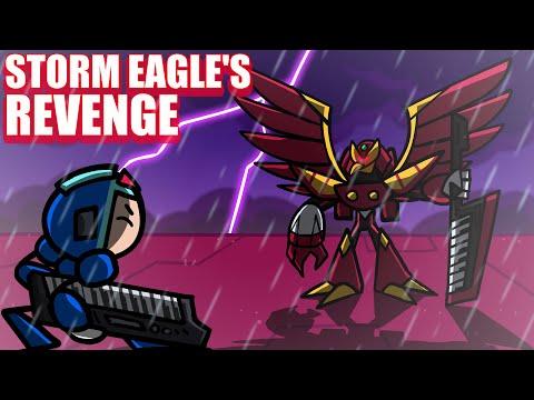 Something About Mega Man X: Storm Eagle's Revenge (Loud Sound/Flashing Light Warning) 🎹