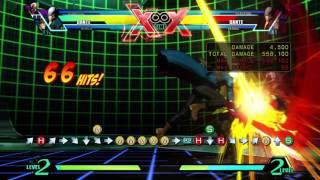 Umvc3 Deadpool May Cry TouchOfDeath