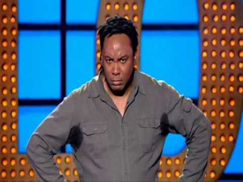 Reginald D Hunter Live At the Apollo EXTENDED Part 2
