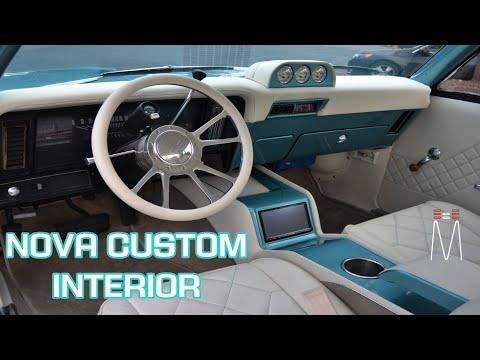 1971 Chevy Nova Custom Center Console And Gauge Pod Build