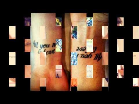 Violetta-Poze tatuaje si fumatorii din serial