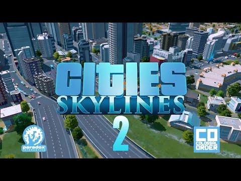 Cities Skylines #2 // Villa Crepúsculo // Pueblo en expansión