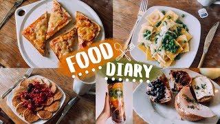 FOOD DIARY #4| Eine Woche - Meine Ernährung // JustSayEleanor ♡
