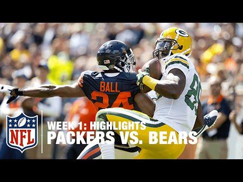 Packers vs. Bears | Week 1 Highlights | NFL