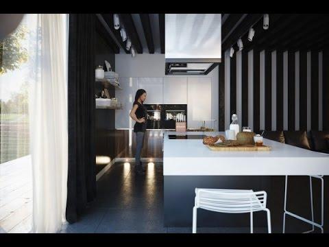 Small kitchen design ideas smart kitchen decor youtube for Smart kitchen ideas