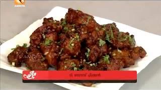 Annies Kitchen With Ambili Devi | T. Sauce Chicken Recipe by Annie...