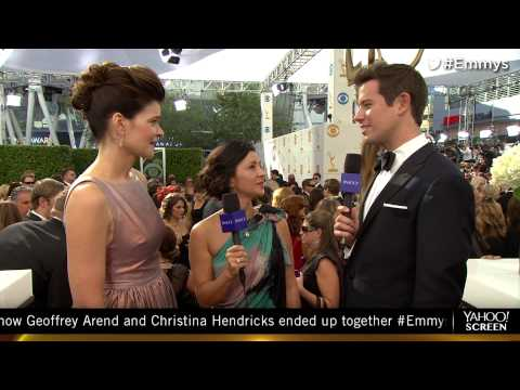 Breaking Bad's Betsy Brandt on the 2013 Primetime Emmy's Red Carpet