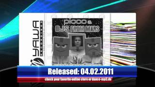 Picco vs DJ´s From Mars - Can´t Come Home (Radio Edit)