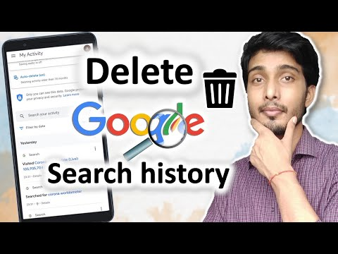 Google search history delete kaise kare | How to Clear Googl