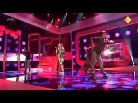 1e Halve finale Avro Junior Songfestival 2010 - Caylee - Welkom in mijn leven