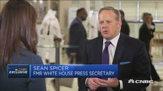 Sean Spicer: Trump is getting the job done | Capital Connection