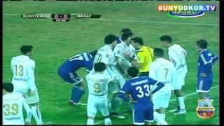 Uzbekistan Cup 2015 FINAL BUNYODKOR 1-2 NASAF MATCH REVIEV