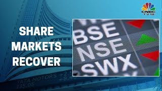 CNBC-TV18's Market LIVE: Sensex, Nifty Cut Losses as Pharma, Consumer, Auto Support