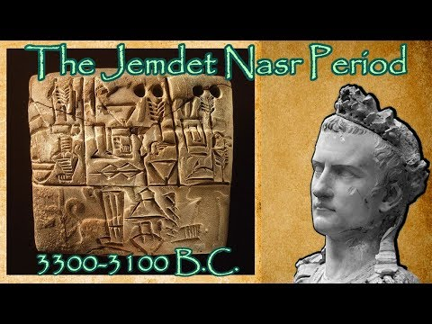 Mesopotamia: The Jemdet Nasr Period (3300 - 3100 B.C)