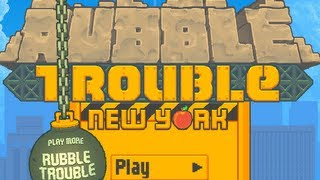 Rubble Trouble New York-Game Show