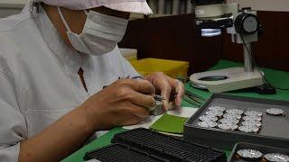 極限の制度・精密性を追い続ける「マイスター」シチズン時計マニュファクチャリング飯田工場