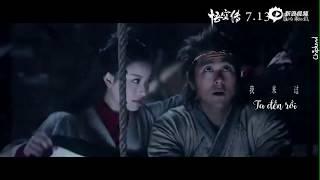 [Vietsub+pinyin] Tề Thiên - Hoa Thần Vũ《Ngộ Không truyện OST》  齊天 - 華晨宇《悟空傳》主题曲