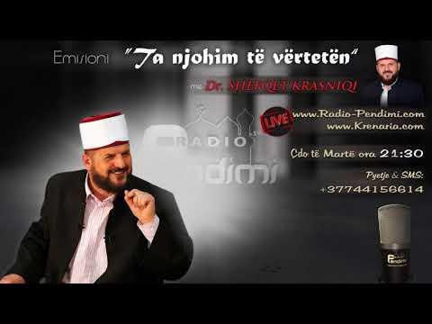 Dr. Shefqet Krasniqi (Radio 02.01.2018)