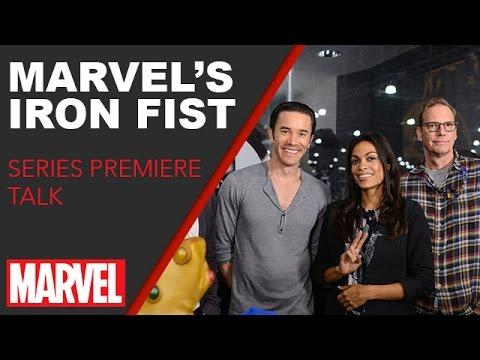 Marvel's Iron Fist - Marvel LIVE! at NYCC 2016