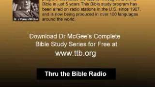 Dr. J. Vernon McGee Refutes Calvinism - Doctrine of Election and Free Will  (Part 1)