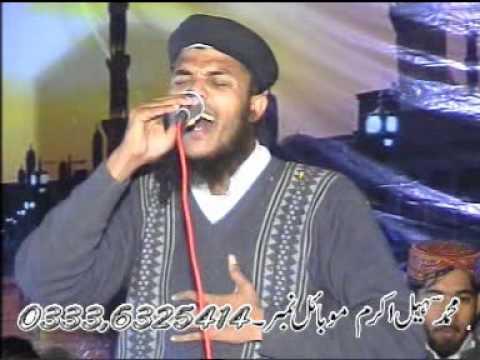 Man ki shan Hafiz Abu Bakar Mehfal Hammad o Naat (09-02-2011) part 6 Haroonabad By Rizwan