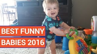Baixar - Best Funny Babies Cute Baby Video Compilation 2016 Grátis