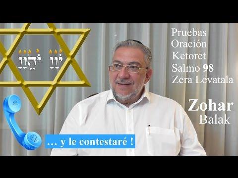 Kabbalah: Secretos del Zohar - clase 143 Balak