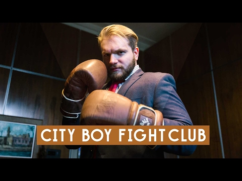 Britain's Underground City Boy Fight Club | Extraordinary Bodies