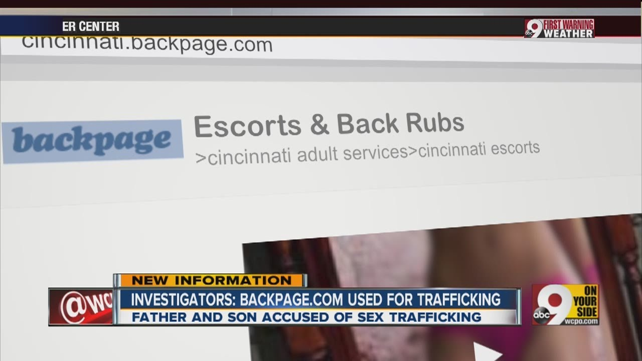 Investigators Backpage Com Used For Trafficking