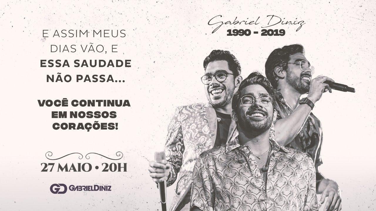 MISSA DE 1 ANO - GABRIEL DINIZ