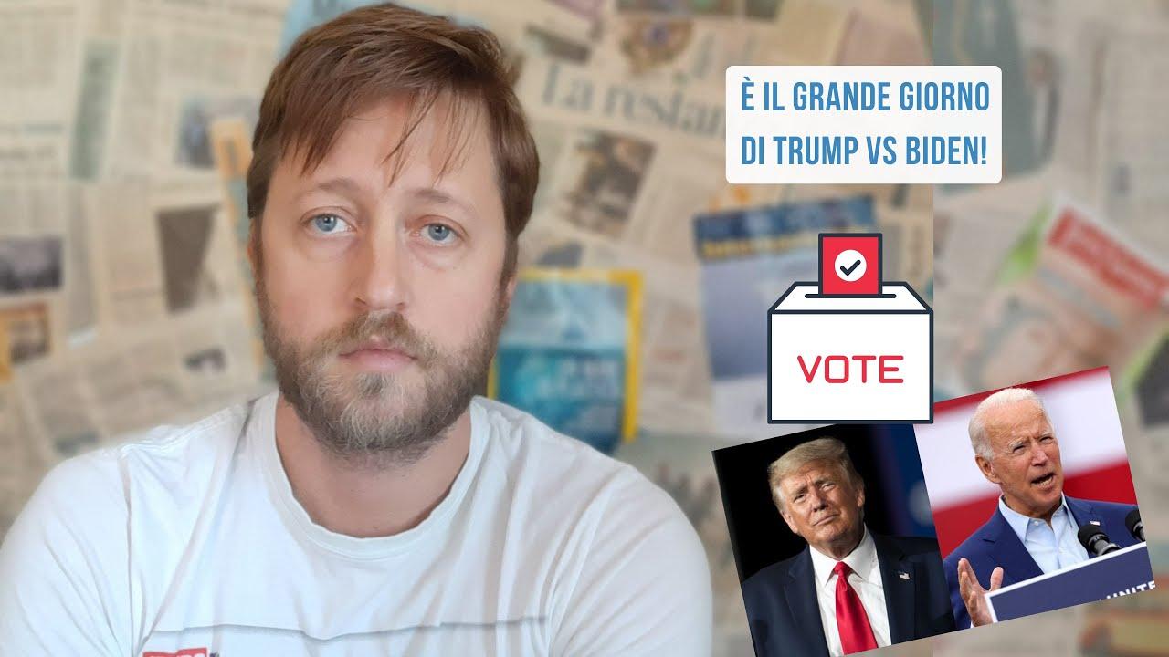 Oggi si vota negli Usa, tutto quello che devi sapere - Io Non Mi Rassegno #244