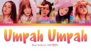 Download Mp3 Red Velvet - Umpah Umpah  레드벨벳 - 음파음파   Color Coded Lyrics/han/rom/eng/가사