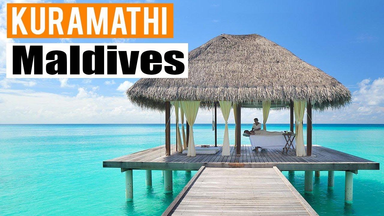 Kuramathi Maldives Water Villa With Pool Youtube