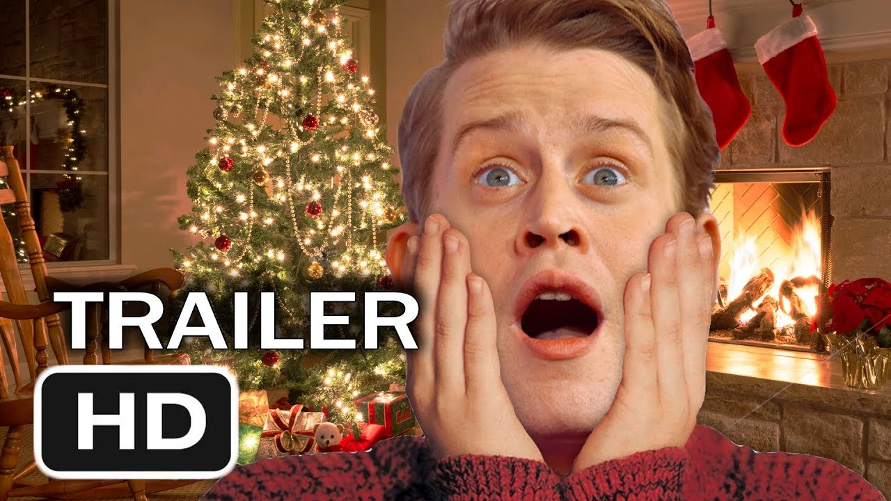 Home Alone Christmas Reunion 2019 Movie Trailer Parody Youtube