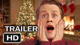 Home Alone Christmas Reunion - (2019 Movie Trailer) Parody