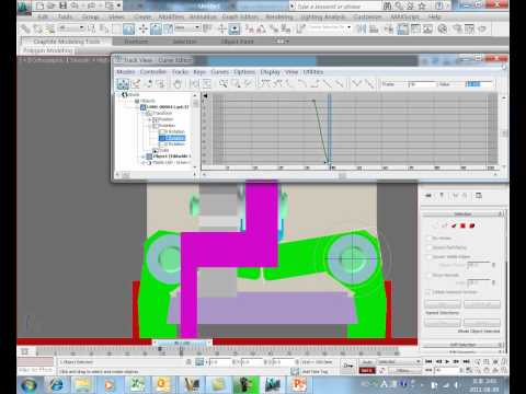 3dsMax Training for Inventor User: 03 PickerUnit