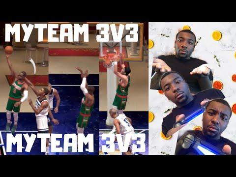 NBA 2K20 MyTeam Triple Threat Offline