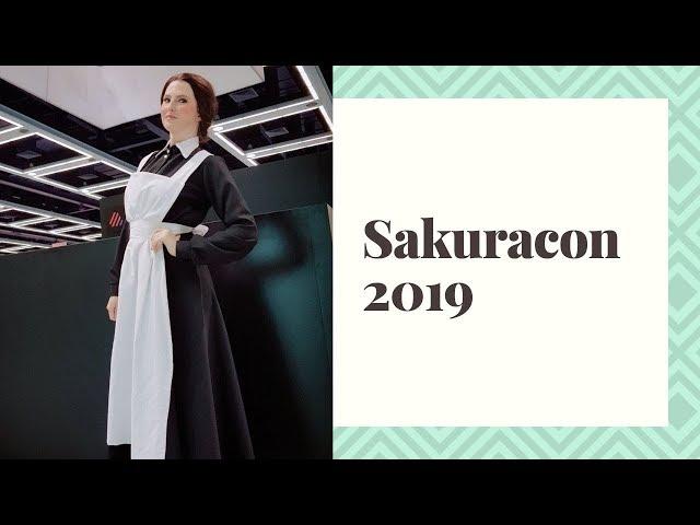 [Vlog] Sakuracon 2019