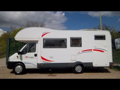 Fiat Rollerteam Granduca Garage Motorhome At Kent