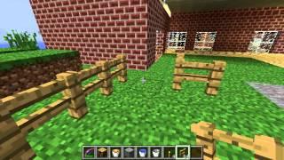 Minecraft - как сделать ферму животных