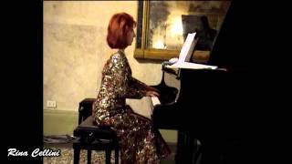 Clara Schumann - Romance Op. 21 n. 3 - Rina Cellini Pianist